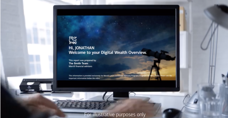 Merrill Digital Wealth Overview