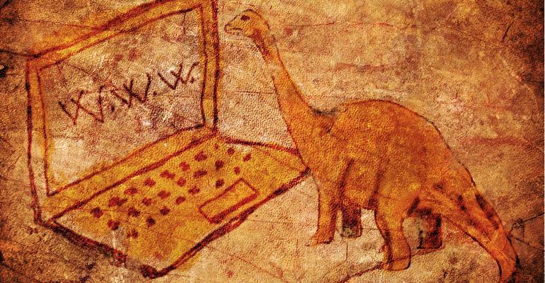 dinosaur computer