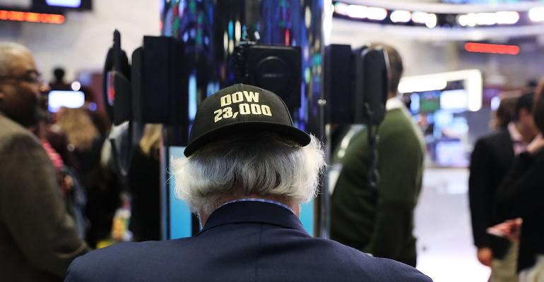 Dow 23,000 hat