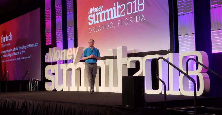 eMoney CEO Ed O'Brien