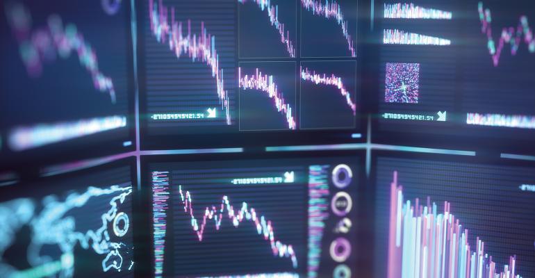 falling stock markets