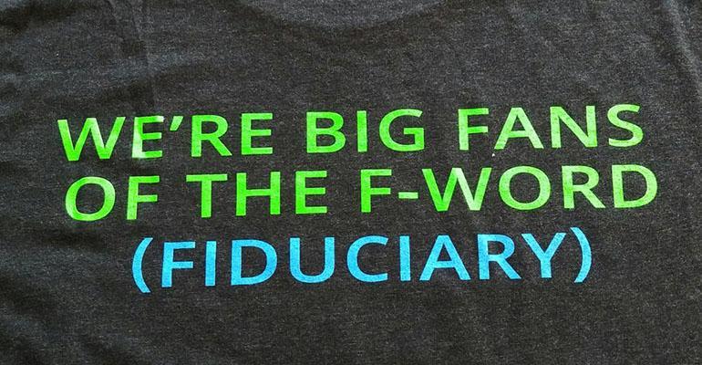 fiduciary shirt