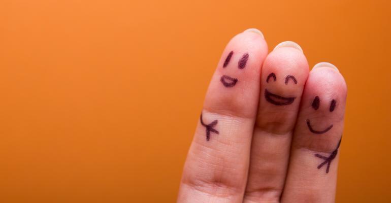 fingers friends