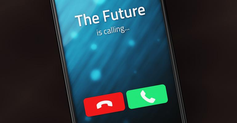 the future is calling