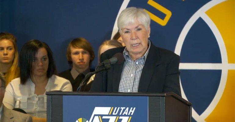 Gail Miller Utah Jazz