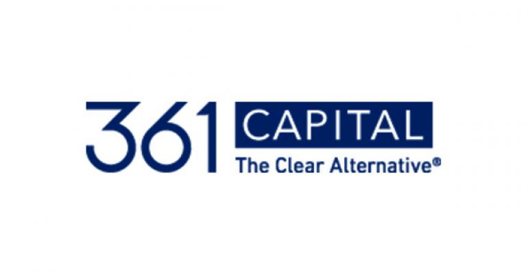 Company 361 CapitalCategory Asset Managers nbspAlternativesnbspInitiative The New Core Allocation LongShort EquitynbspThe market uncertainty in late 2015 and early 2016 reminded advisors and their clients of the need for risk management tools and diversifiers that could help their portfolios weather volatile periods in the financial markets 361 Capital developed a white paper ldquoThe New Core Allocation LongShort Equityrdquo to address this need by helping guide advisors in th