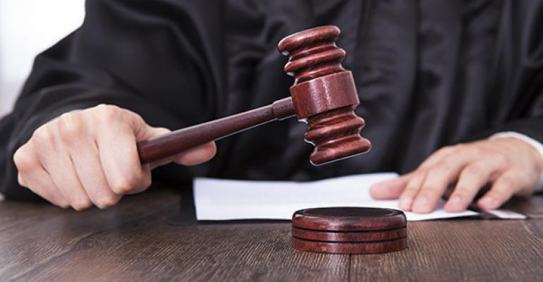 The judge overseeing Associated Wholesalers Incs bankruptcy auction on Friday ordered that the breakup fee owed to stalking horse CS Wholesale Grocers be lowered from 5 million to 375 million following objections of other bidders and creditors in the caseRead the full story
