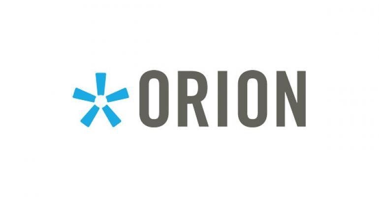 2016 Winner: Orion Advisor Services