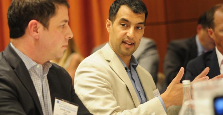 Advisor co-founder and CEO Hussain Zaidi