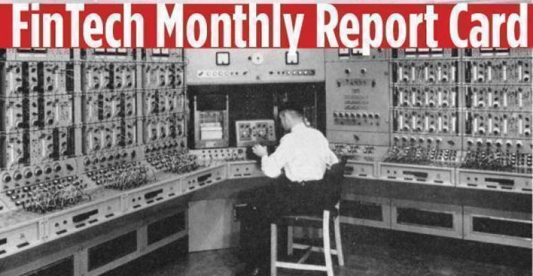 September 2016 Fintech Report Card: Seven Top Tech Events