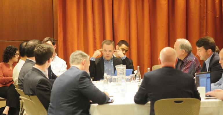 Wealth Management industry awards roundtable