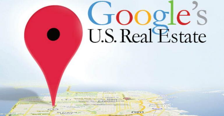 Google's Real Estate in the United States