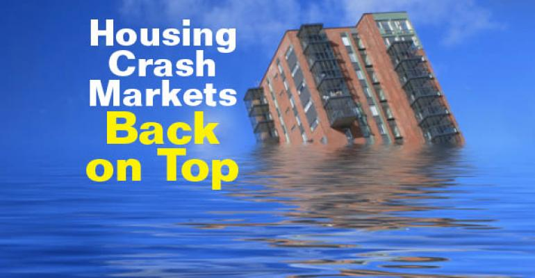 Six Apartment Markets That Have Recovered the Most Since the Housing Crash