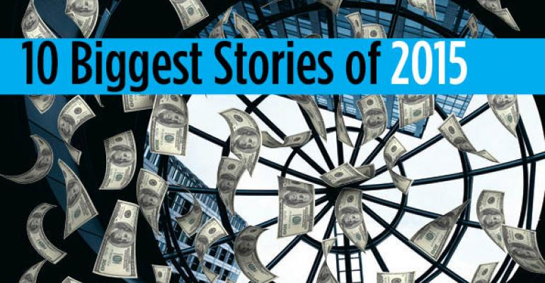 The 10 Biggest Commercial Real Estate Stories of 2015