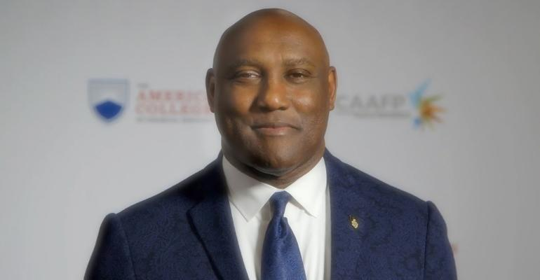 American College of Financial Services CEO George Nichols III