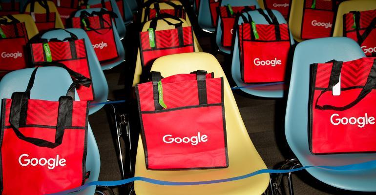 Google Amazon bags