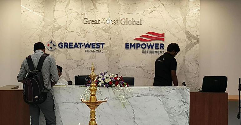 Great West Financial Empower Retirement