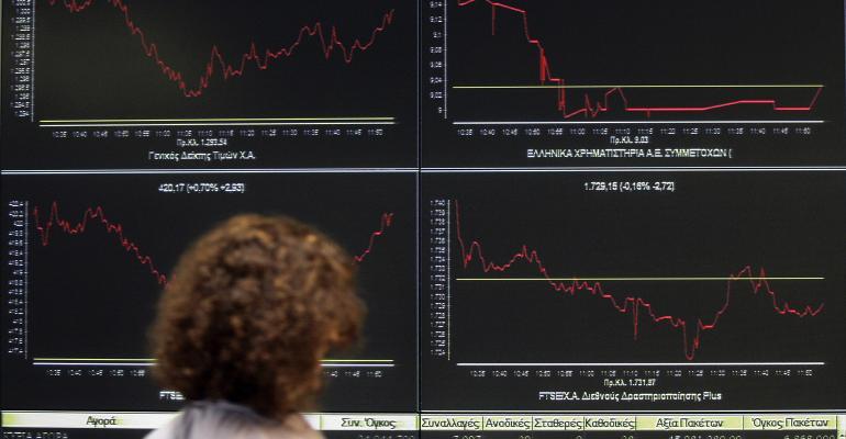 Greece stock exchange