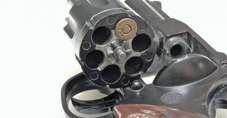 gun one bullet