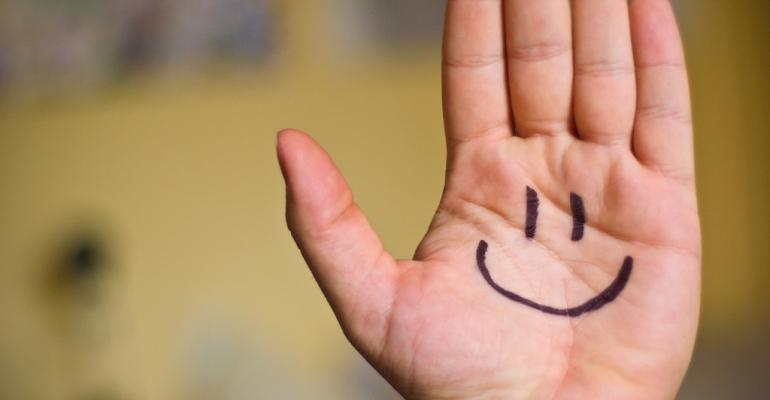 happy hand