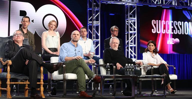 HBO Succession cast
