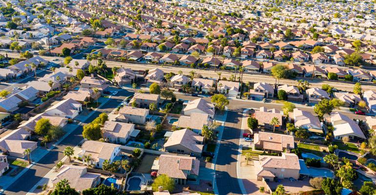 phoenix residential neighborhood