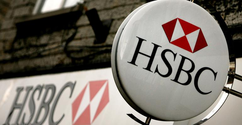 HSBC Signs Deal to Use BlackRock's 'Aladdin' Software Worldwide