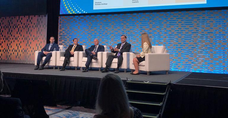 Inside ETFs non transparent ETFs panel