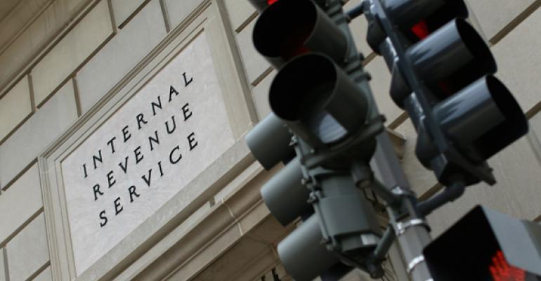 IRS stoplight
