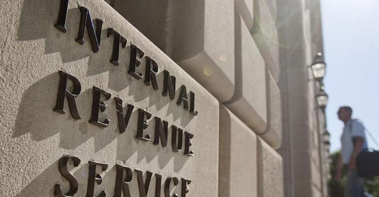 IRS office