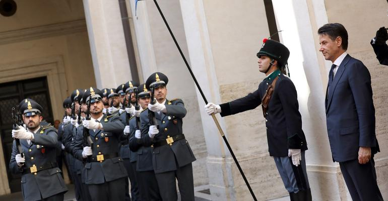 Italy government
