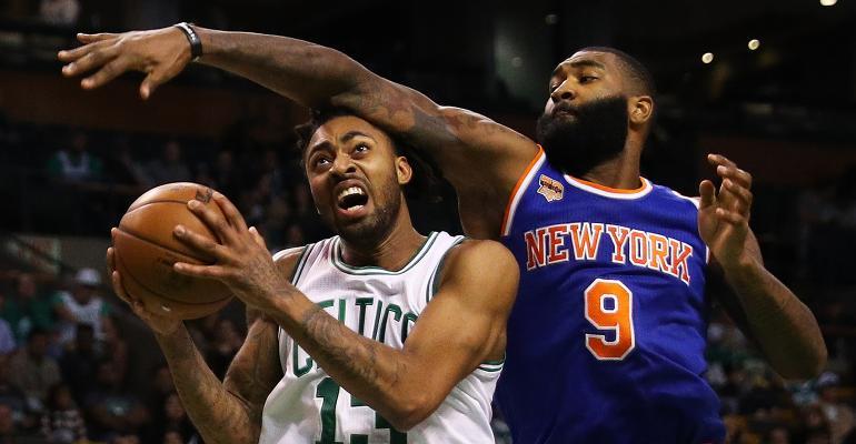 Knicks vs Celtics