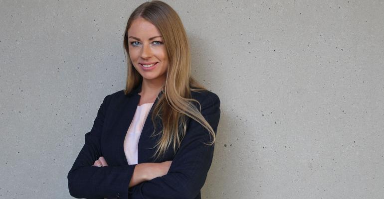 U-Nest Founder and CEO Ksenia Yudina