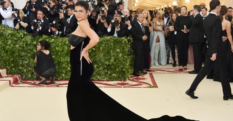 Kylie Jenner Met Ball