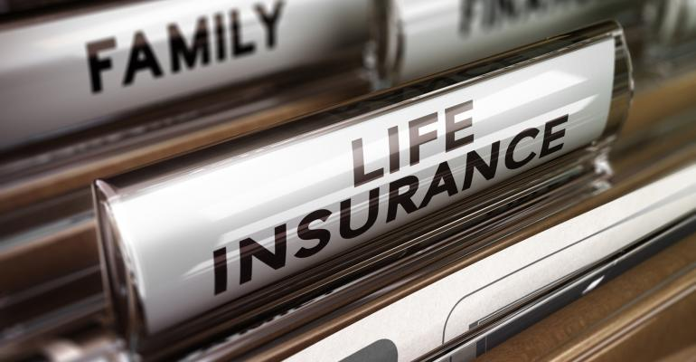 life insurance file