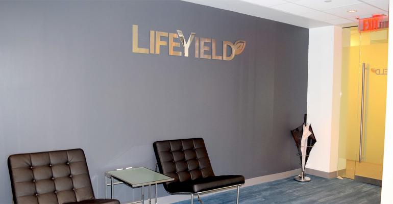 LifeYield's office.