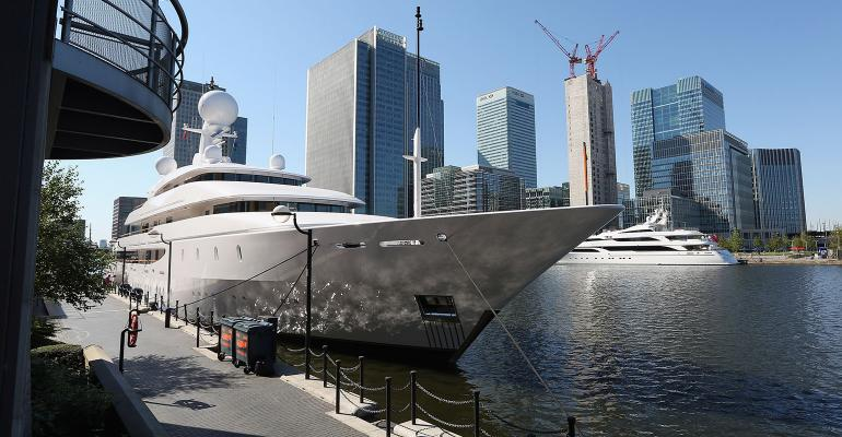 london yachts