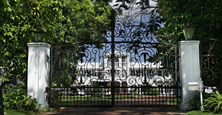 Scarface Mansion Star Island Miami
