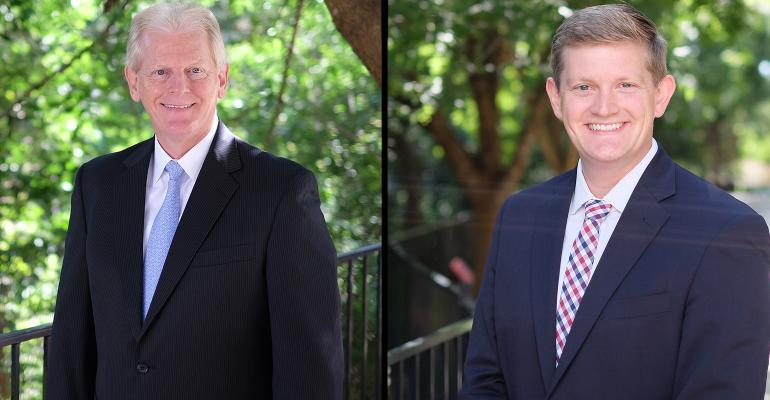 Matt Meyers Sr. and Matthew Meyers Jr.