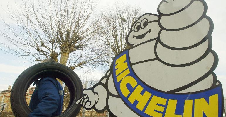 Michelin man tire