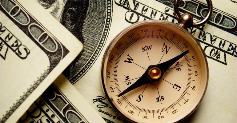 money compas