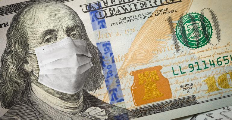 money mask coronavirus