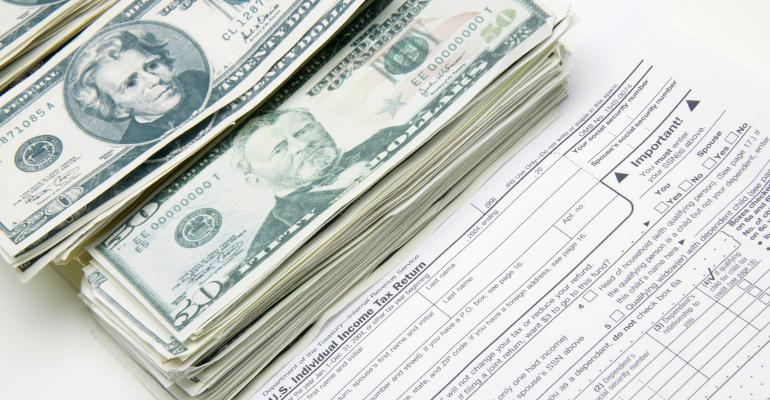 money tax forms