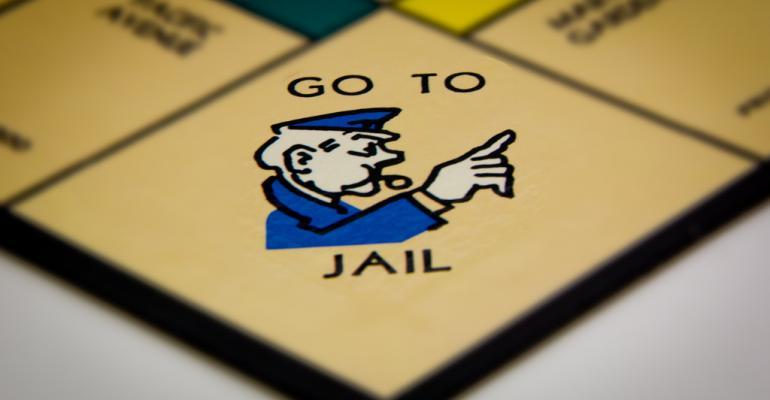 monopoly jail
