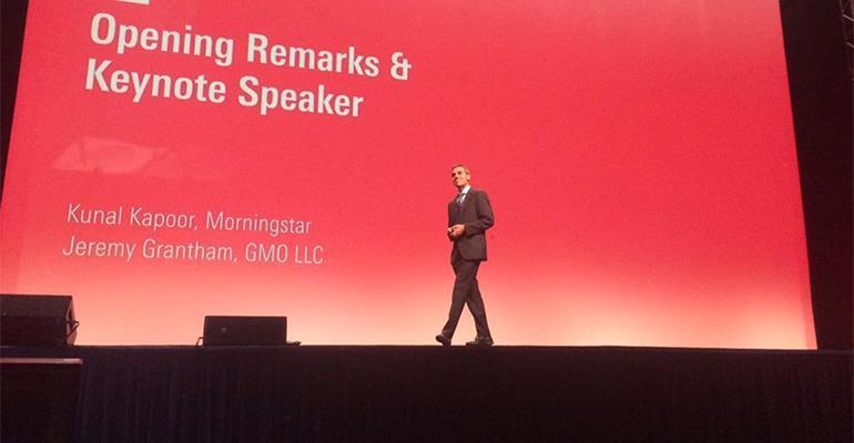 Morningstar CEO Kunal Kapoor