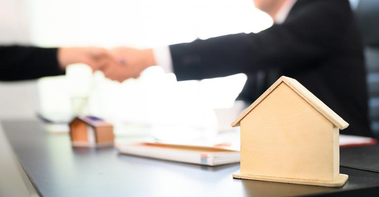 handshake real estate
