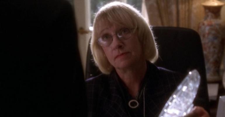 Mrs Landingham