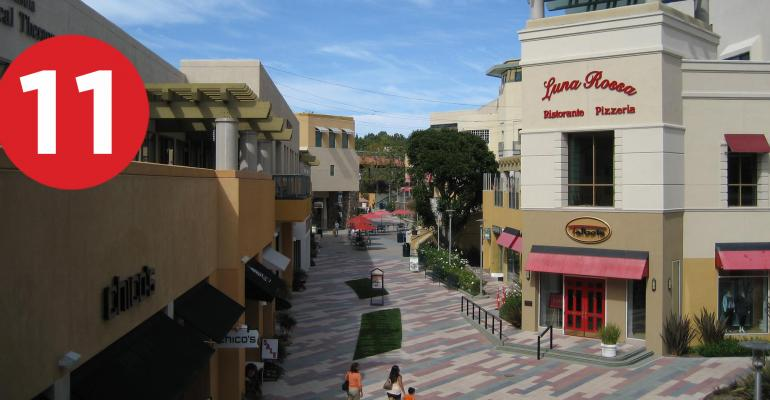 Promenade on the Peninsula mall