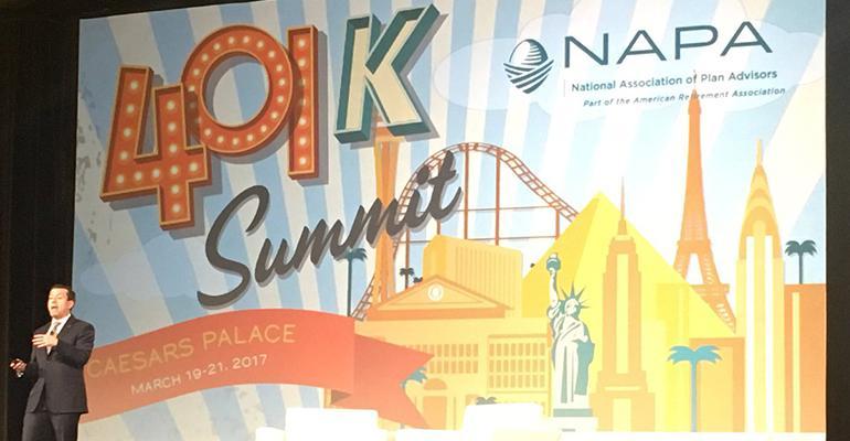NAPA 401(k) summit