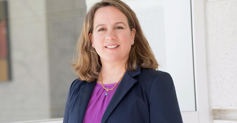 AssetMark CEO Natalie Wolfsen